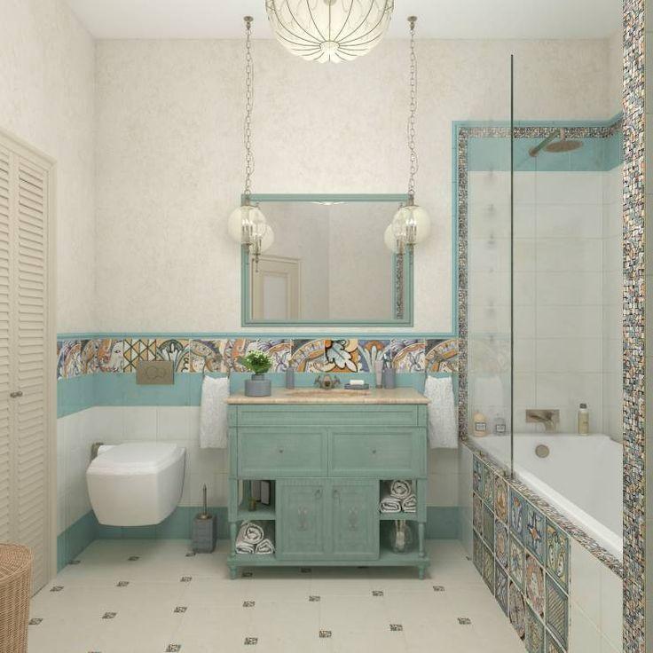 Lampade a sospensione filo colorato design casa creativa for Bagno in stile mediterraneo