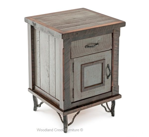 This Elegant Cottage Nightstand End Table Is Handcrafted From Solid Maple  Wood And Available In Custom Made Sizes. Refined Rustic Furniture Made In  The USA.