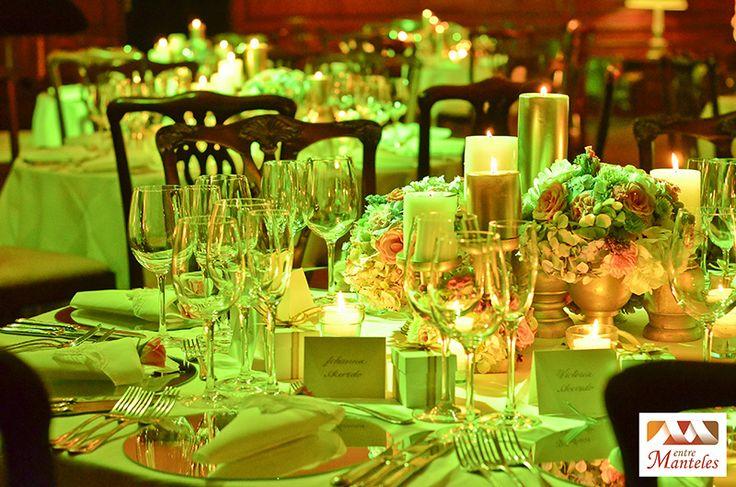 Decoración de Bodas en Cali, Tendencias de Bodas, Bodas de Salón en Cali, Minimalismo, Entremanteles www.entremanteles.com