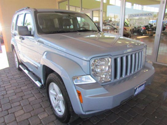 Sport Utility, 2012 Jeep Liberty 4WD Sport with 4 Door in Bullhead City, AZ (86442)