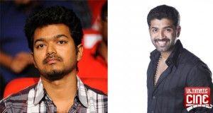 Vijay replaced with Arun Vijay... more on http://ultimatecine.com/2014/03/12/vijay-replaced-with-arun-vijay/