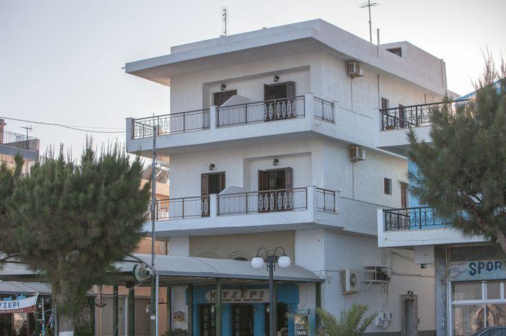 Iniohos Studios @ Pothia area- Kalymnos