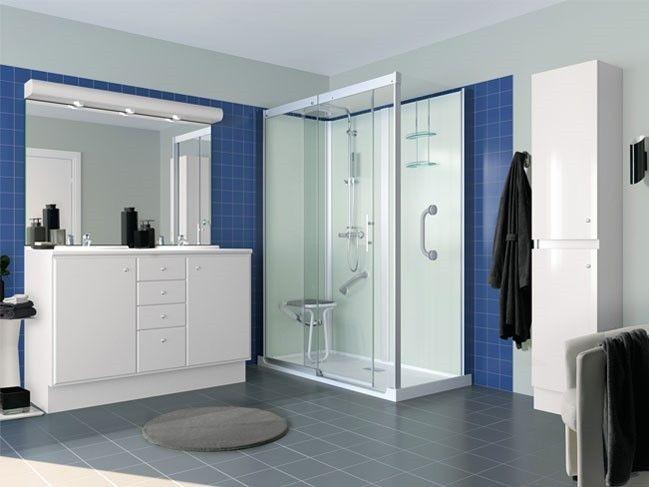 Les 25 meilleures id es de la cat gorie si ge de douche - Piece cabine douche ...