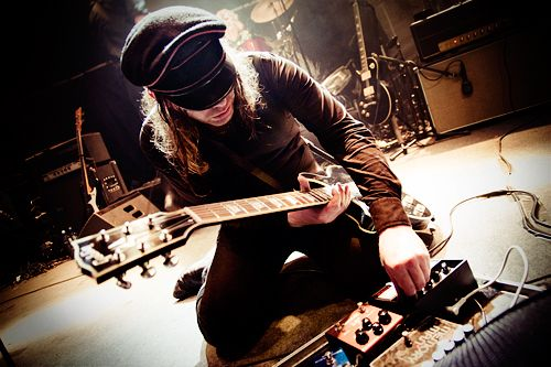 Linda Akerberg | Imperial State Electric, secret gig @ Debaser...