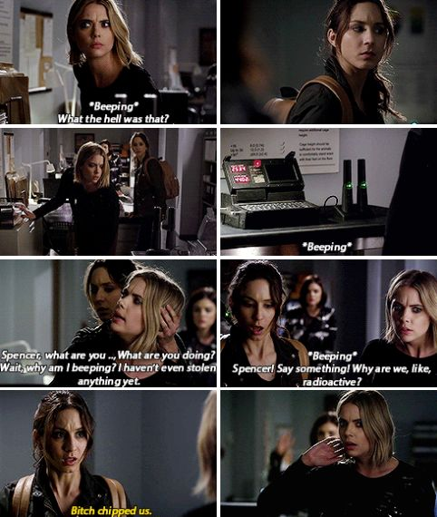 "#PLL 6x06 ""No Stone Unturned"""