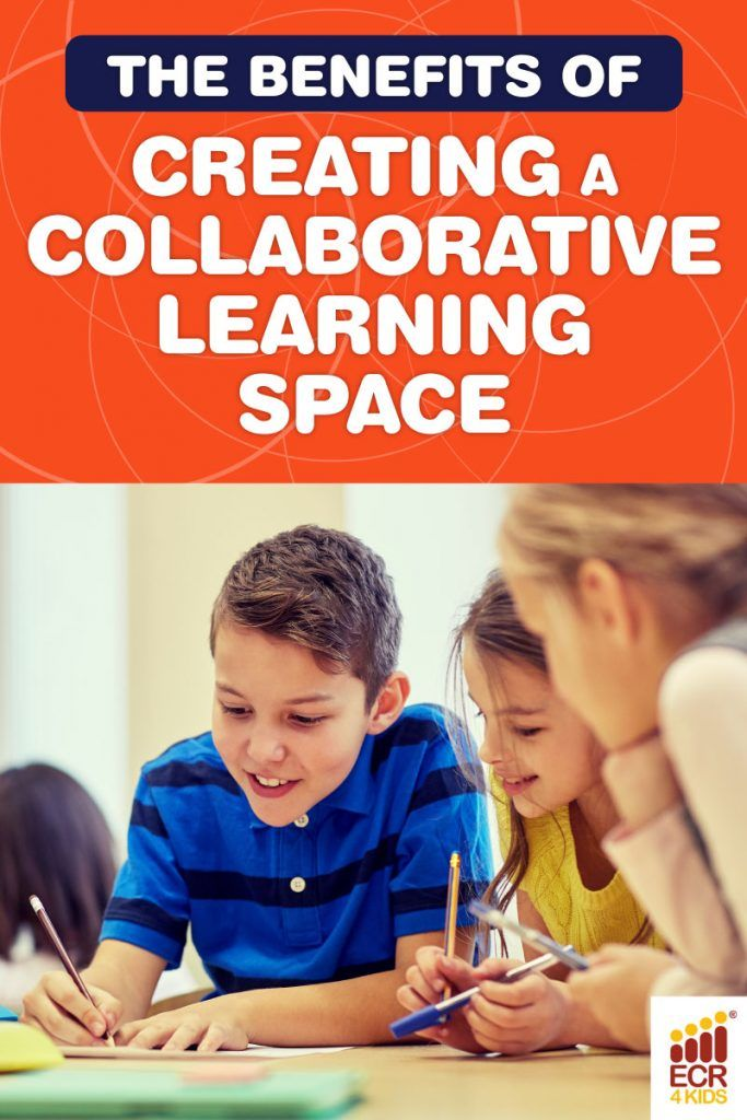 Group learning offers a wide range of benefits and is becoming easier than ever!  ECR4Kids Blog
