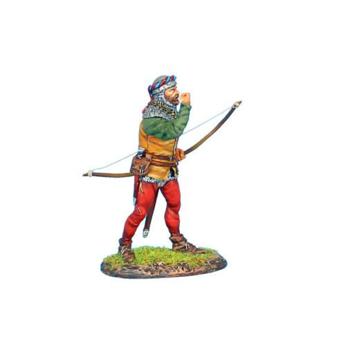First-Legion-MED032-English-Archer-Commander-at-Agincourt-1415