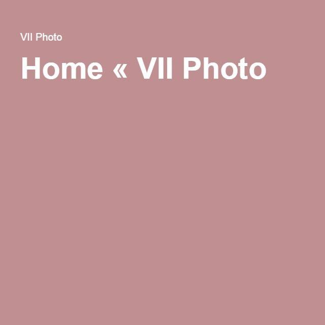 Home « VII Photo