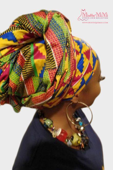 African head wraps for women, Head wraps, Kente head wraps, African head wraps…