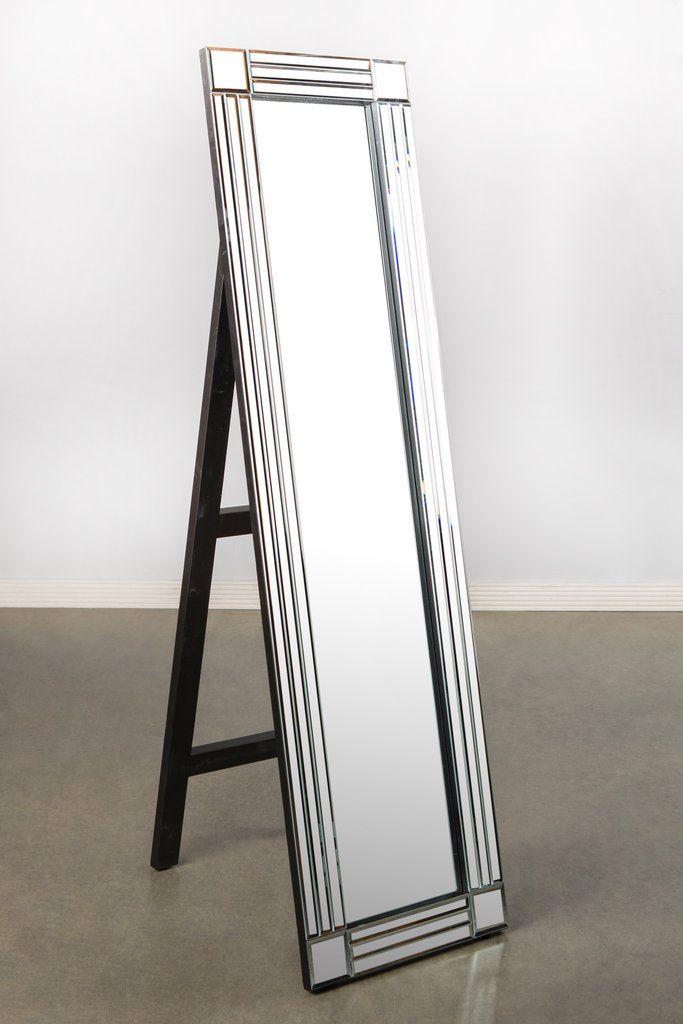 Best 25 Floor Standing Mirror Ideas On Pinterest  Large Standing Inspiration Standing Mirrors For Bedroom Review