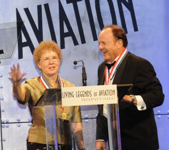 Martha King, First Woman to Obtain Every Flight and Ground Instructor Rating