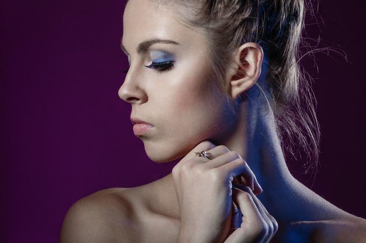 model: Aleksandra Pieczek mua: Asia Piotrowska