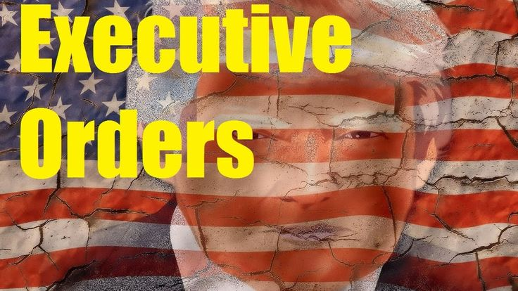Presidential Power: Facts about Executive Orders. How Executive Orders w...