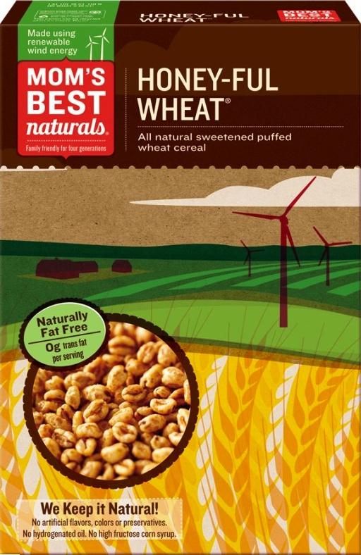 Mom's Best Honey-Ful Wheat®