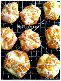 MOMFILES.com: Lemon Cheese Danish Recipe
