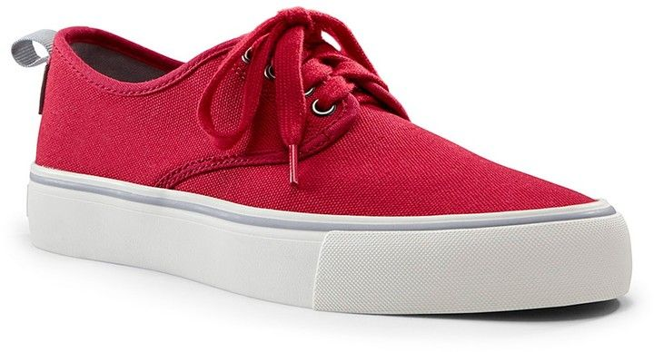Lands' End Low-Top Sneaker