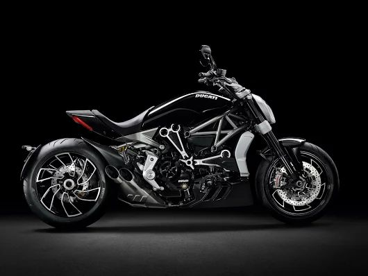 Ducati XDiavel S & XDiavel 2016