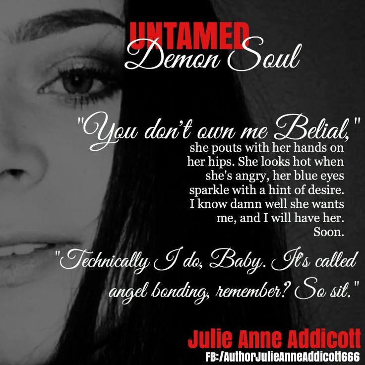 My #debutnovel, an #adult #paranormal #romance, is up for #preorder now. #UNTAMED #DemonSoul #julieanneaddicott  http://Books2read.com/UDS  #love #lust #demons #angels #author #poet #writer #heaven #hell