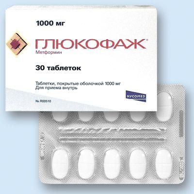 Метформин (Глюкофаж) для похудения — SportWiki энциклопедия
