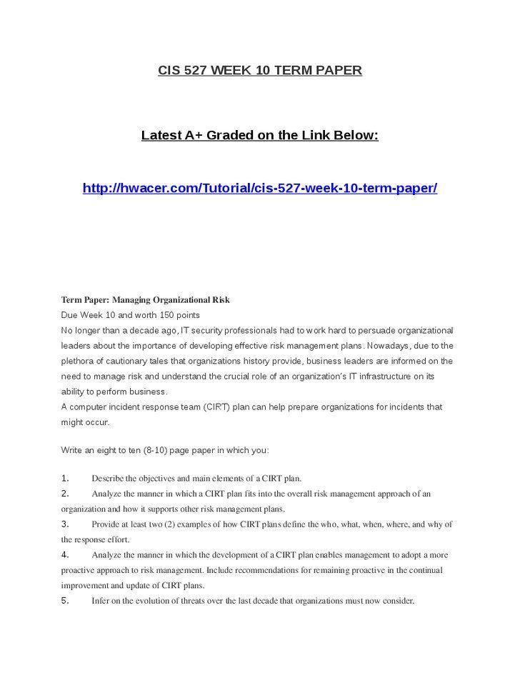 Crime essay legal studies