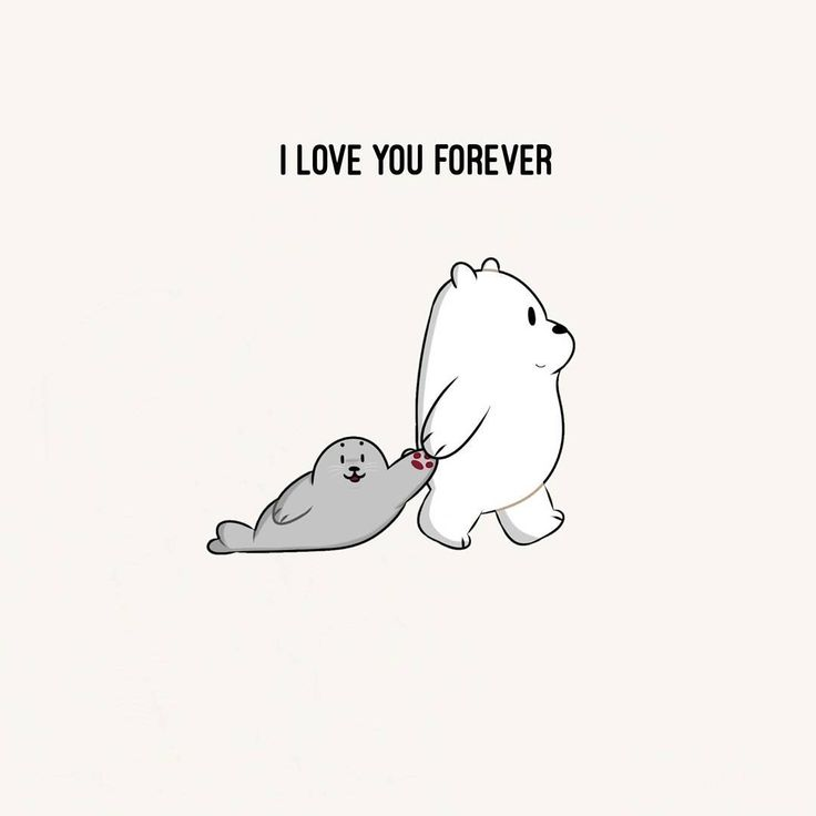 """30.8k Likes, 1,003 Comments - We Bare Bears (@webarebears.official) on Instagram: """"Tag someone you love forever and after """""""