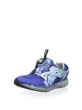 45% OFF PUMA Men's Future Disc Lite Tech'D Out Sneaker (Mazarine Blue/Foreve)