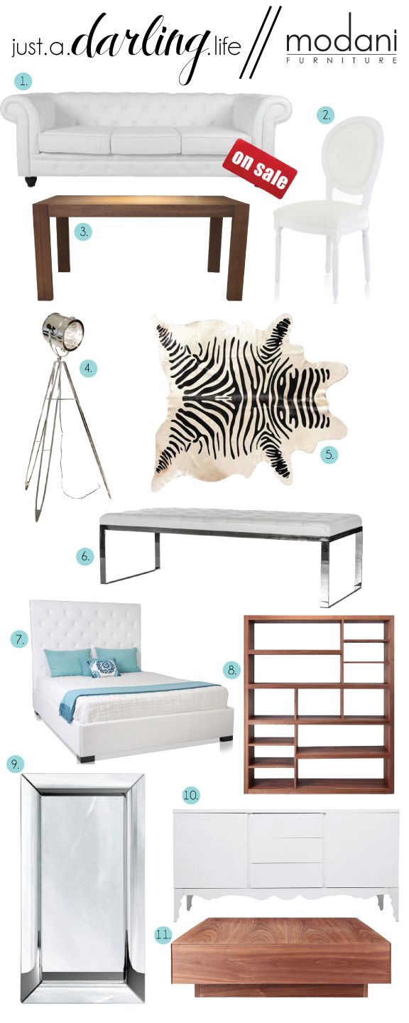 Just A Darling Life Just A Darling Life And Modani Furniture Decorate Pinterest Mood