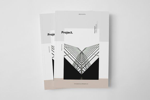 Project Proposal by Moscovita on Creative Market The Project Proposal is a moder...