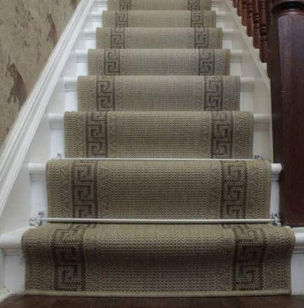 Best 33 Ideas Stairs Carpet Runner Greek Key For 2019 Stairs 400 x 300