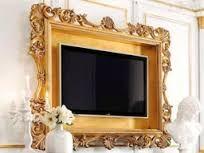 Картинки по запросу телевизор в багетной раме