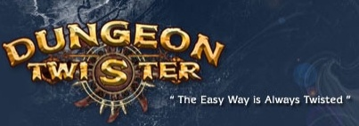Dungeon Twister is a 2-player high level strategy game where 2 teams of adventurers with various powers are trapped in a dungeon. The board is composed of 8 rooms that can be moved and rotated by the players. Each turn, a player is able to spend actions to move around the dungeon, pick up and use items, battle with the opponents team, or turn and move the rooms of the dungeon.    --boardgamegeek