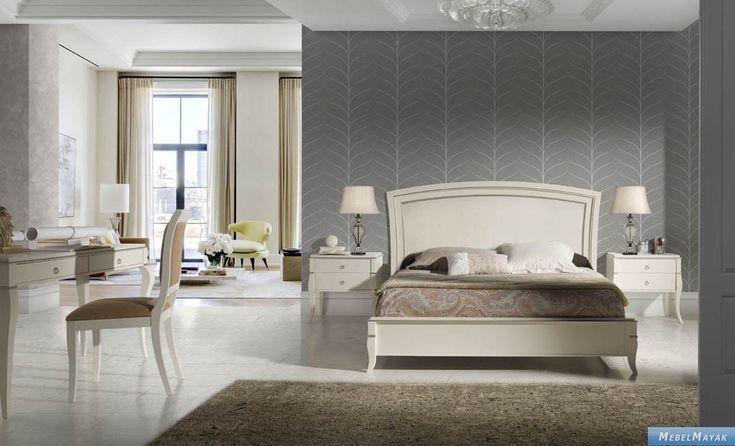9 best Dormitorios Clásico images on Pinterest | Madrid, Bedroom ...