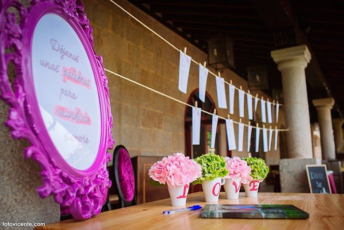 La boda de Ana & José Luis.  www.algomagico.com