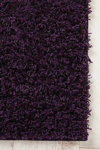 purple shag rug urban outfitters woo