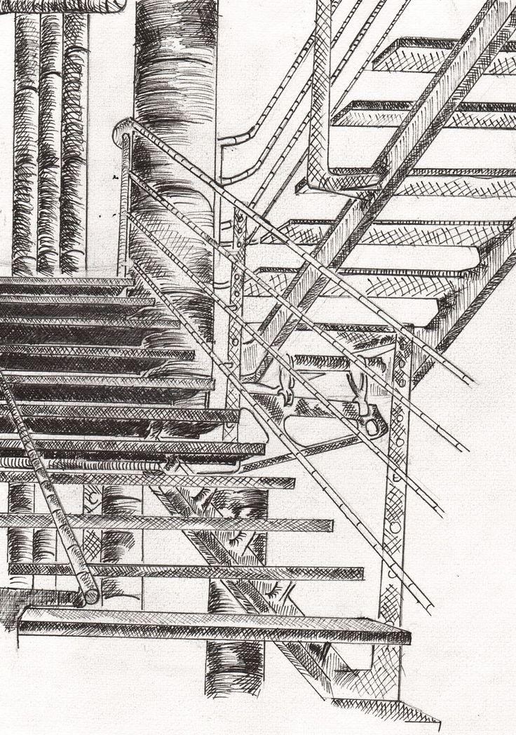 Lloyds TSB Buildings Sketch
