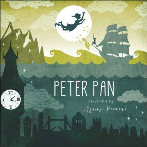 Peter Pan - der Kinderbuch Klassiker mit dreidimensionalen Elementen in einem Pop-up Buch: Amazon.de: Agnese Baruzzi: Bücher