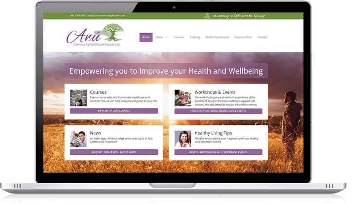 Anu community health is a website re-development project for Anu Community Healthcare Ltd. A re-branding of the company was required. The website theme was created to portray the nature of the company, who specialise in developing and working with wellbeing and mindfulness of their clients. A...