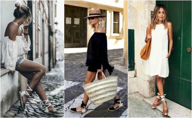 Πως να φορέσεις τις εσπαντρίγιες σου φέτος το καλοκαίρι
