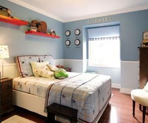 15 Functional and Cool Kid's Bedroom Designs with Floating Shelves