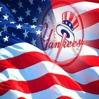The True American Team New York Yankees Pinterest