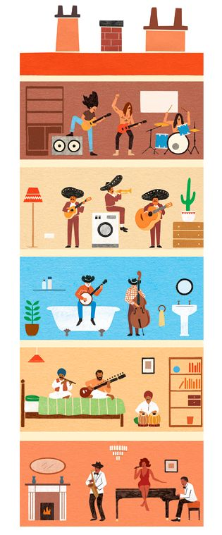 I want some illustrations by @owengatley #WANT #putitonmywall