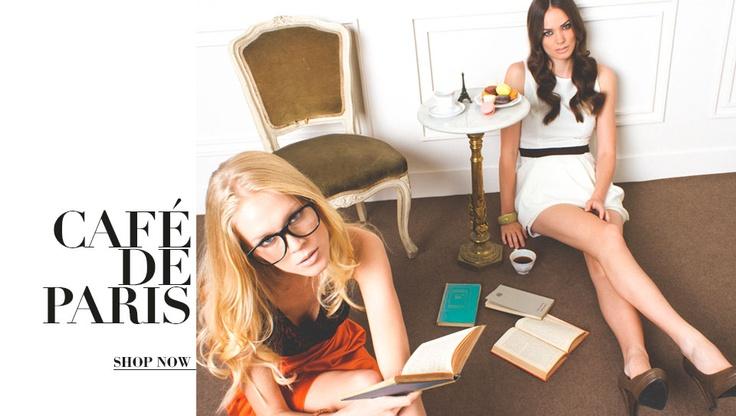 NextStyler Collection: Café de Paris  http://shop.nextstyler.com/