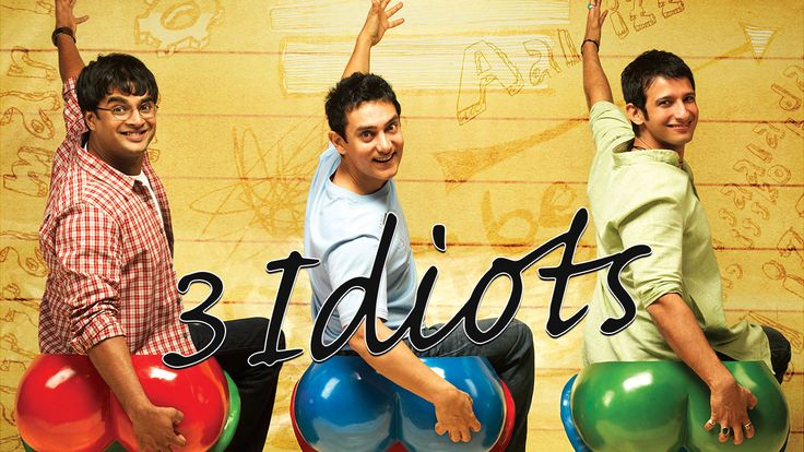 3 Idiots (2009) Full Movie Free Download