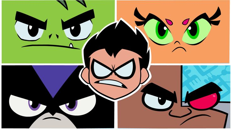 Image result for teen titans go characters