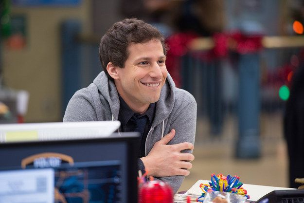 I got Jake! Which Brooklyn Nine Nine Character Are You? (I don't really watch this show but my sister does and I sometimes watch with her)