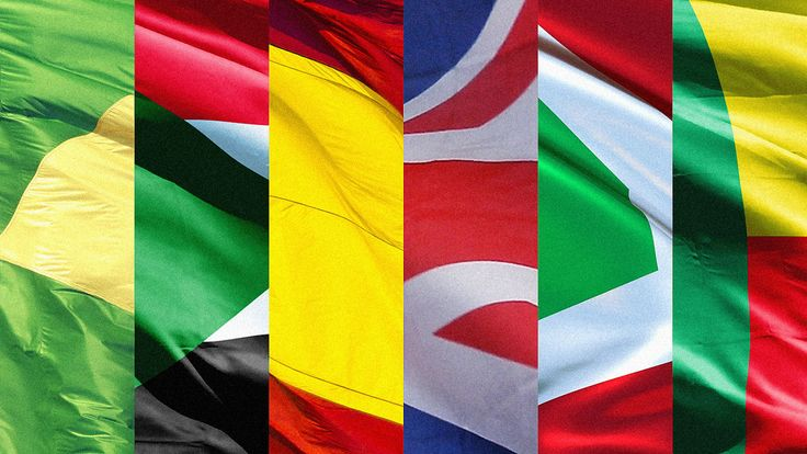The Surprising Meaning Behind The Most Popular Flag Colors   Co.Design   business + design