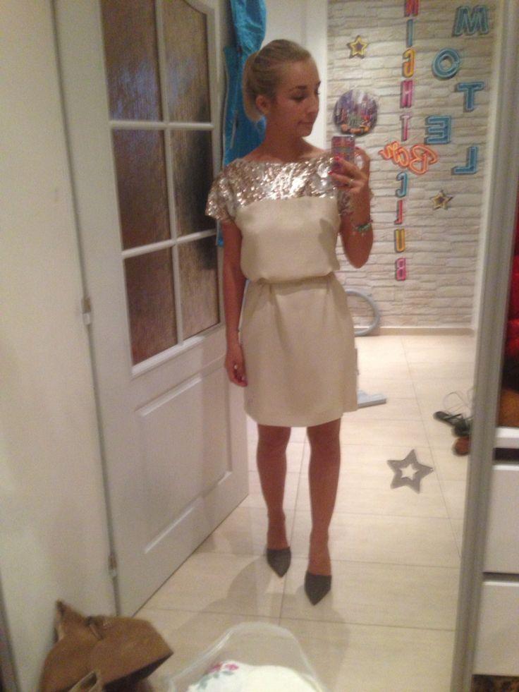 Party dress #pietrofilipi  #zara shoes