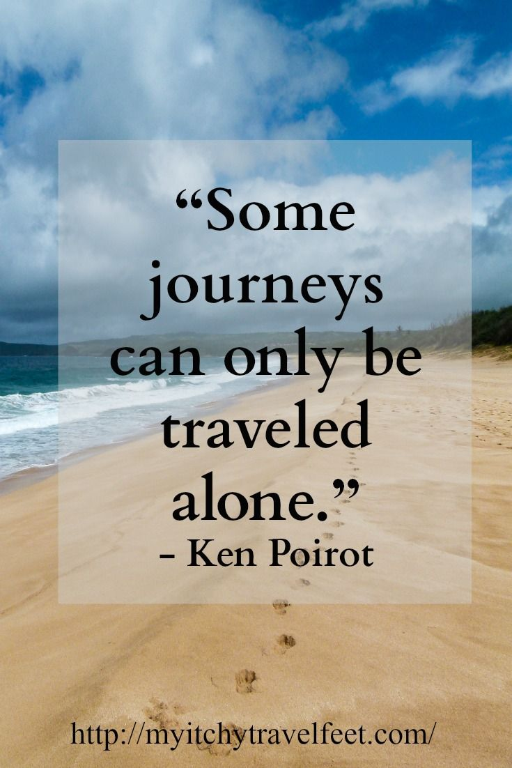 Quotes On Travelling Alone Best Funny Images