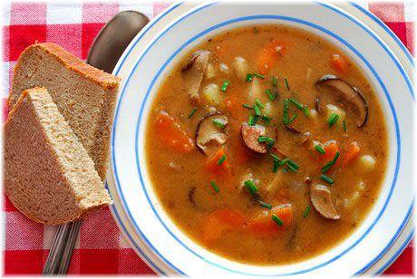 Bulgarian Potato Soup