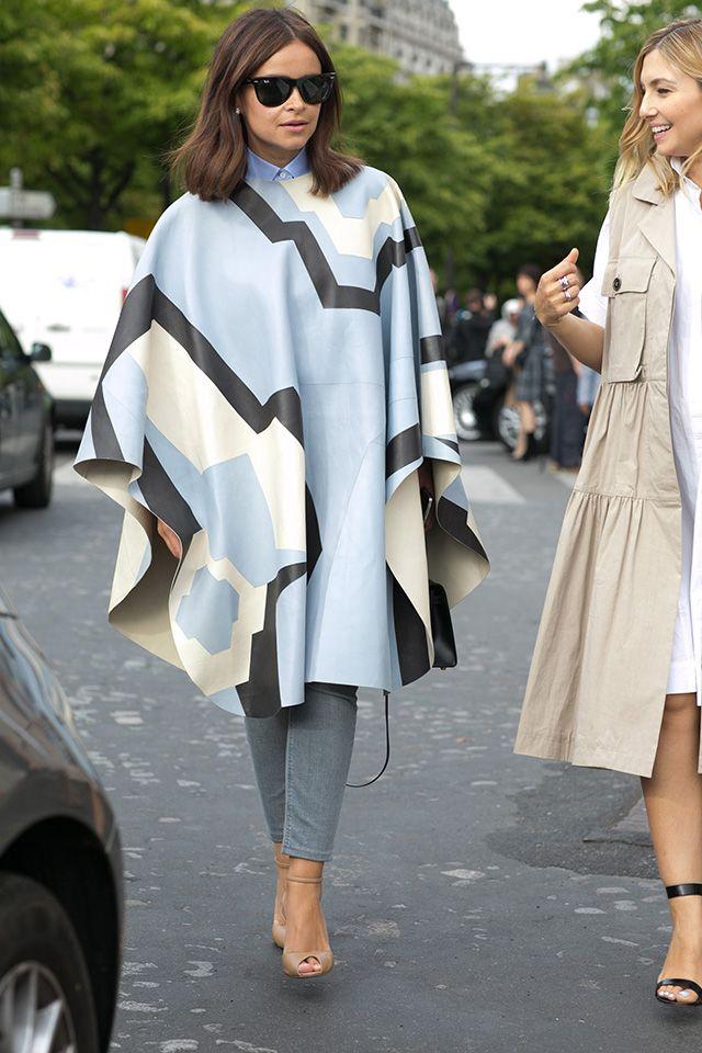Неделя высокой моды в Париже: street style. Часть 2 (фото 2)